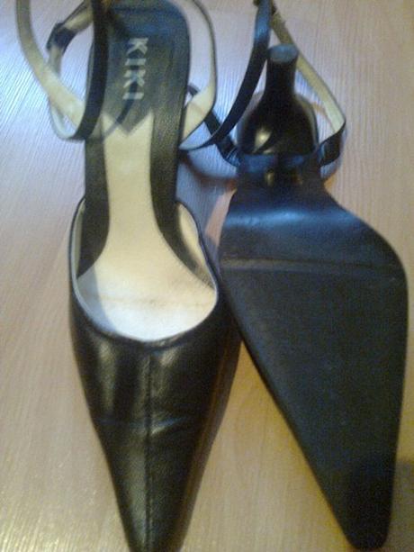 Elegantne sandalky , 39