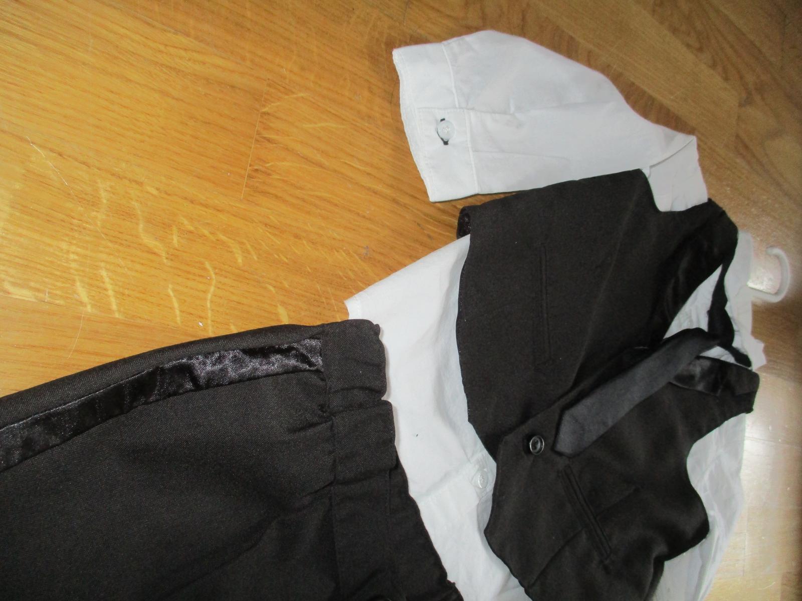 Nenoseny oblek set 4 komplet original h m 94daf30374d