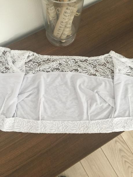 Dvojdielné svadobné šaty , 38