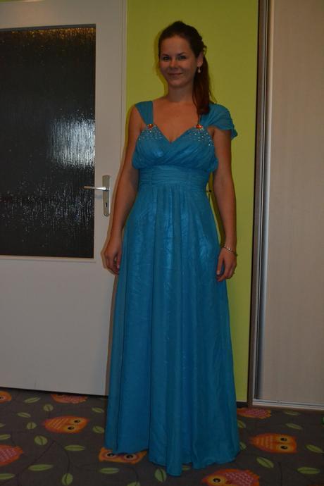 šaty pro svědkyni,družičku , 36