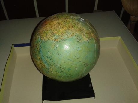 žiacky globus,