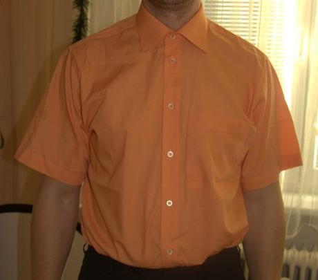 Košeľa s krátkym rukávom, 40