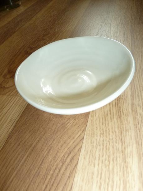 Porcelánová miska pod prstýnky - Ivory,