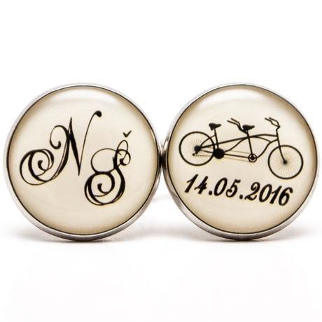 Bicyklová svadba,