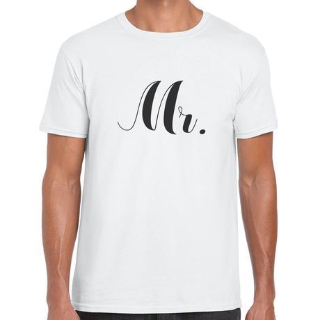 Mr. - biele,