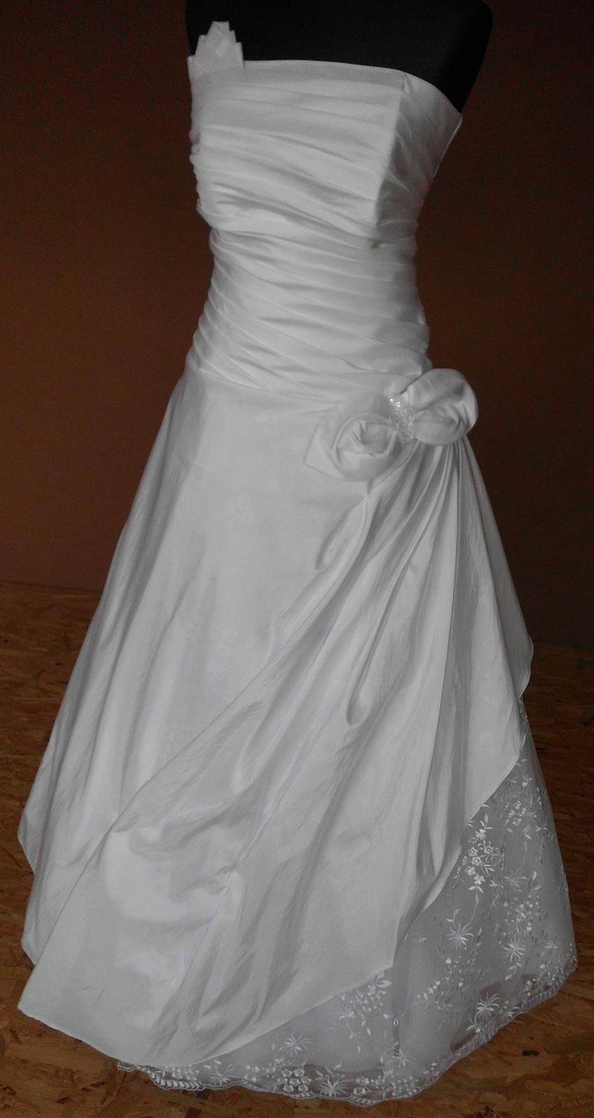f8af39ab3969 Svadobné šaty veľ.42-46