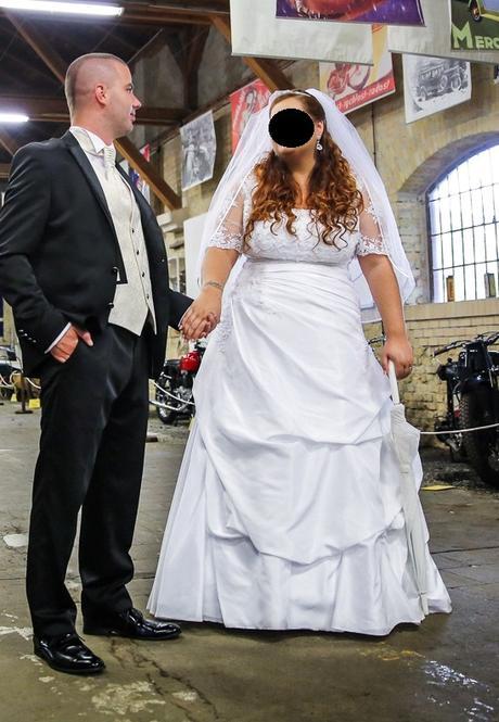 na predaj svadobné šaty, 50
