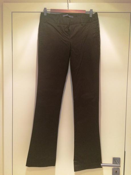 Mango kalhoty užšieho strihu, 40