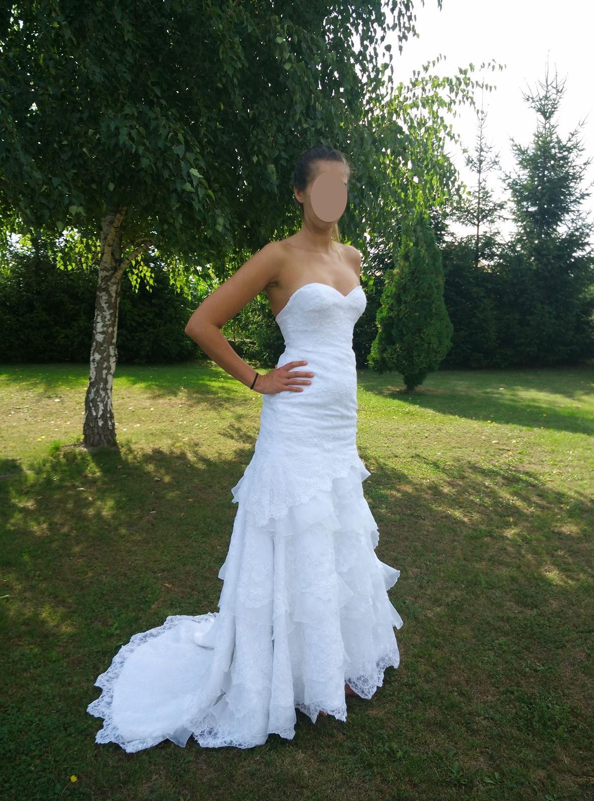1db7310774 Svadobné šaty- allure bridals