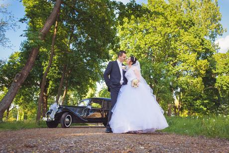luxusné svadobne saty, 38