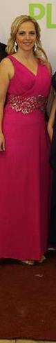 plesové šaty, 40