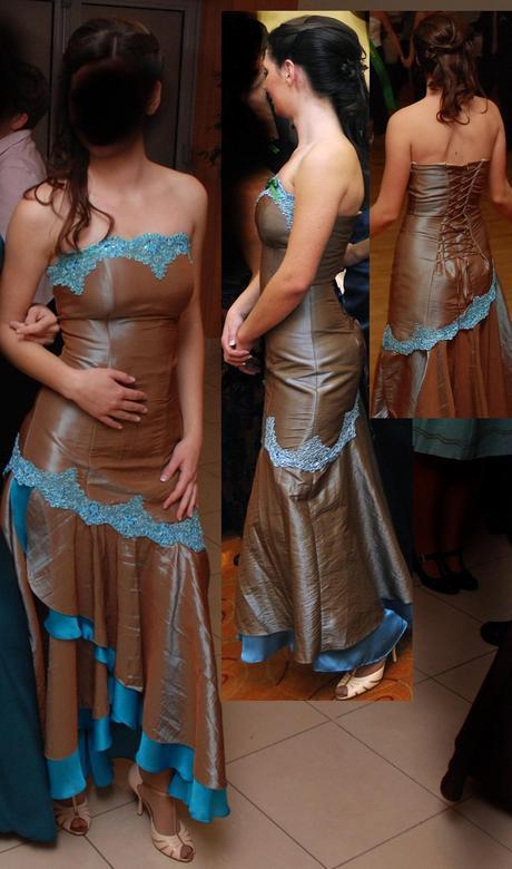 korzetové šaty, od v. 34, 36