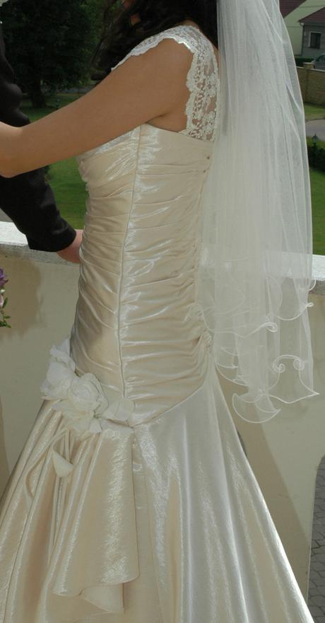 svadobné šaty 34, 34