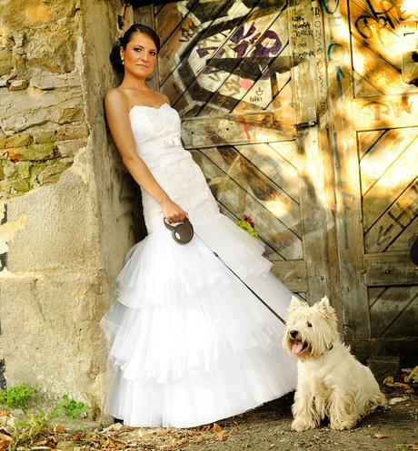 Predám krásne svadobné šaty 5d14e2494be