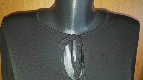 Čierne tričko, L