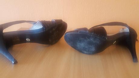 Elegantné sandále, 39