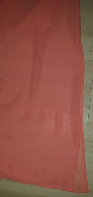 Oranžové šaty, 42