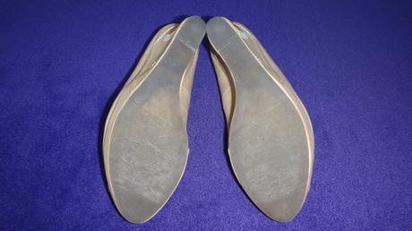 béžové sandále, 40