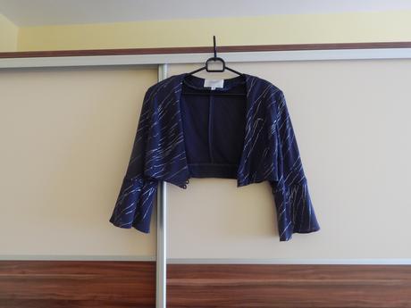 Strieborno-šedé Spoločenské Šaty, 38