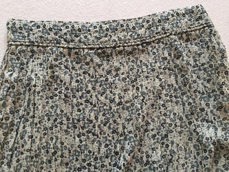 Skladana mini sukňa TIMEOUT, 40