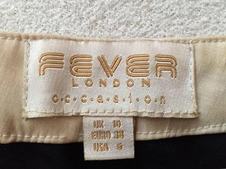 Spoločenské  šaty FEVER London 38, 38