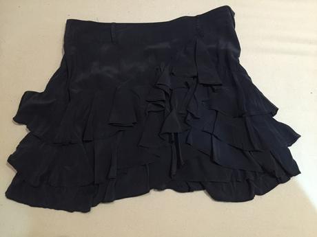 Volánová sukňa mexx 40, 40