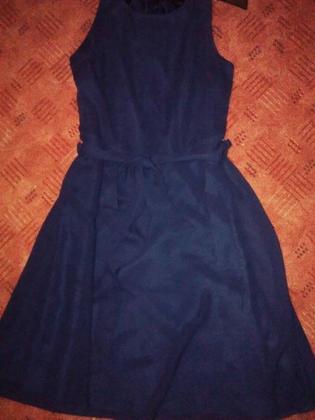 Hezké společenské šaty-38-40, 40