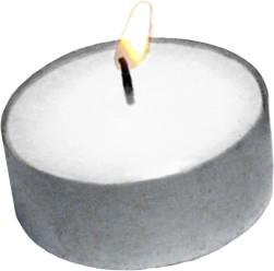 Čajová svíčka v kalíšku,