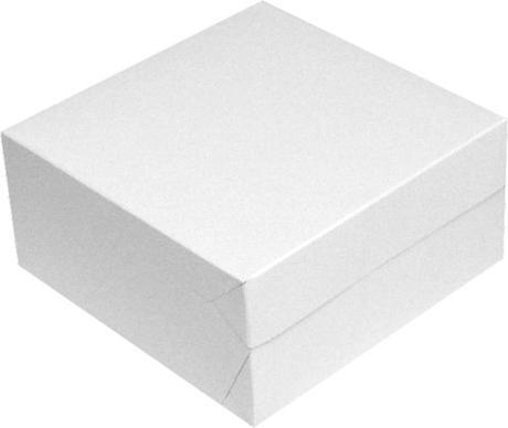 Dortová krabice 18 x 18 x 9 cm, 1 ks,
