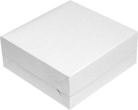 Dortová krabice 22 x 22 x 9 cm, 1 ks,