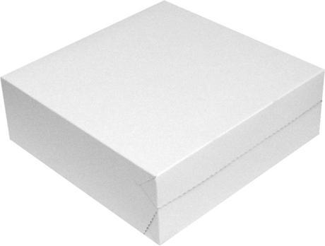 Dortová krabice 28 x 28 x 10 cm, 1 ks,