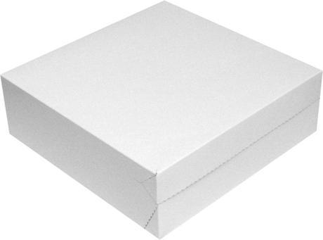 Dortová krabice 32 x 32 x 10 cm, 1 ks,