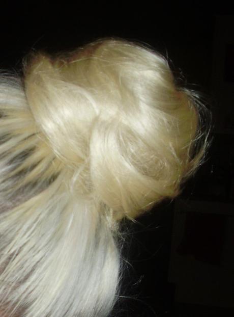 Kudrnatý drdol - beach blond 613,