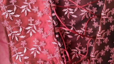Plesové šaty+ kabelka, L