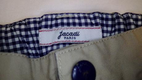 Nohavice 2 ks a košeľa 1 ks zn. Jacadi Paris, 74