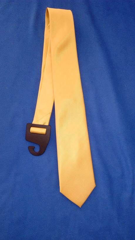 Žlutá kravata,