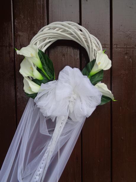 Svatební věnec,