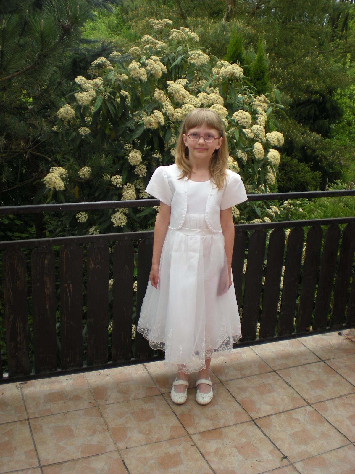 85ba4049c04 Dívčí šaty pro družičku