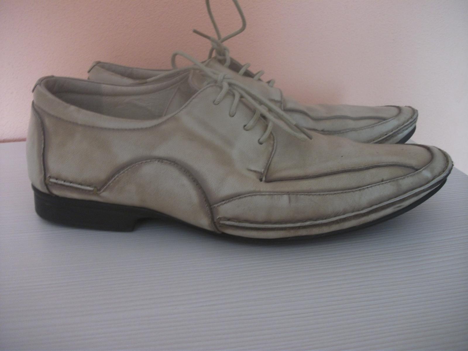 f2d06531fb2 Spoločenské topánky zn. john garfield