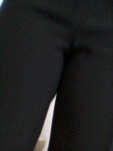 Kalhotový kostým pro menší postavu, 36