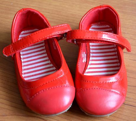Dívčí balerínky / baleríny, 23