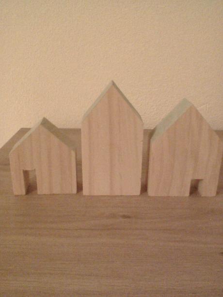 domčeky drevené,