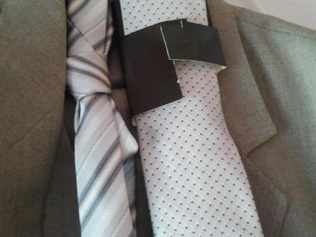 sedy oblek m-L, M