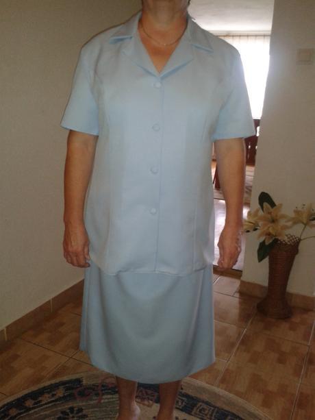dámsky kostým, 46