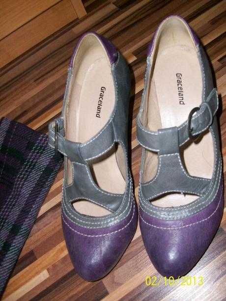 Topanky fialovo sive, 38