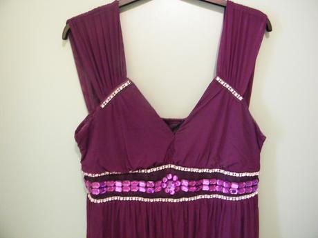 šaty spoločenske, XL