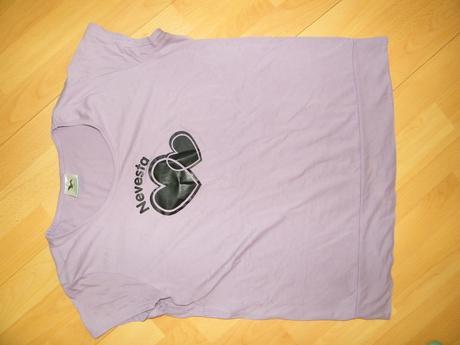 tričko Nevesta, L