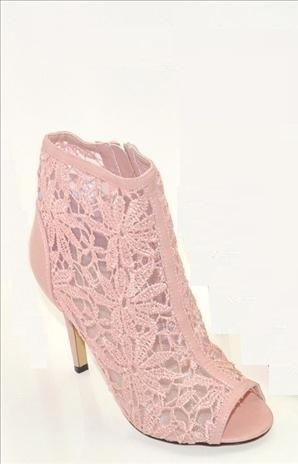 Krajkové boty, 36