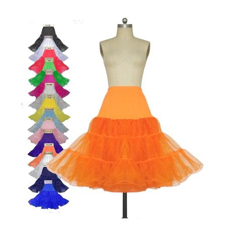 Retro spodnička - různé barvy,