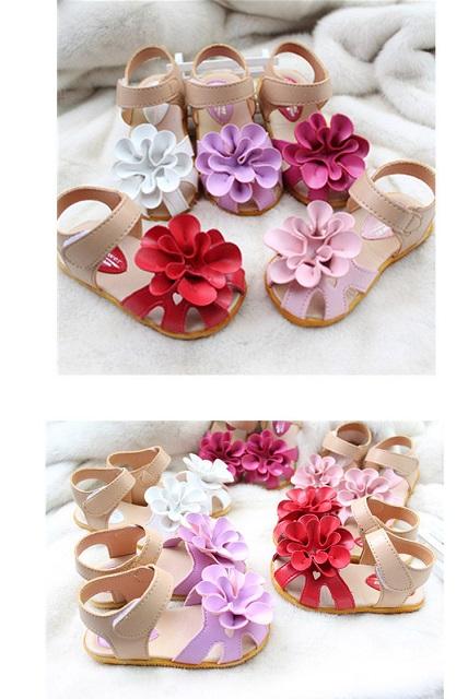 Sandálky - 5 barev, 22